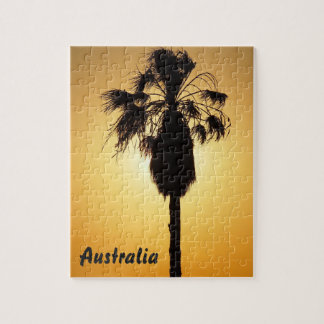 Australian Fan Palm jigsaw puzzle