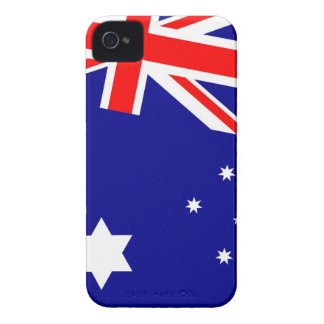 Australian Flag Blackberry Case