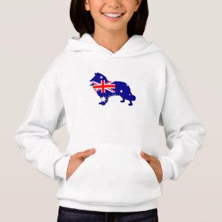 Australian Flag - Border Collie