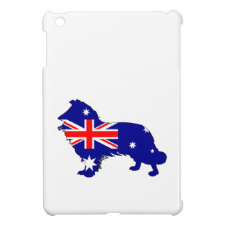 Australian Flag - Border Collie iPad Mini Case