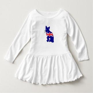 Australian Flag - Cat Dress