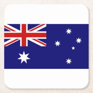 Australian Flag Coasters
