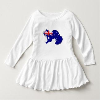Australian Flag - Ferret Dress