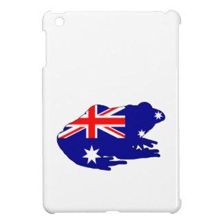 Australian Flag - Frog iPad Mini Covers
