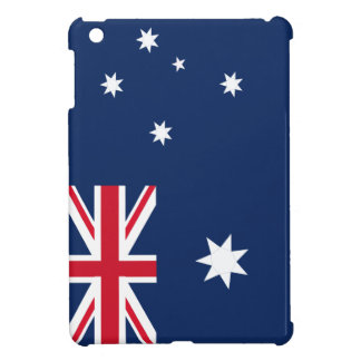 Australian flag iPad mini cover