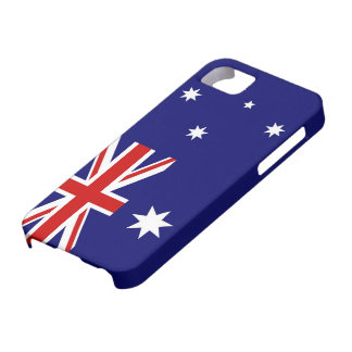 Australian Flag iPhone 5 Cases