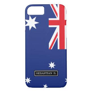 Australian Flag iPhone 7 Case