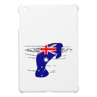 Australian Flag - Manatee Cover For The iPad Mini