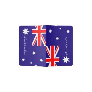 Australian flag passport holder | Australia pride