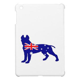 Australian Flag - Pit Bull Terrier Cover For The iPad Mini