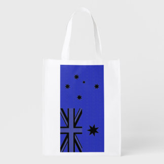 Australian Flag Reusable Grocery Bag