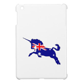 Australian Flag - Unicorn Cover For The iPad Mini