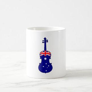 Australian Flag - Viola Coffee Mug