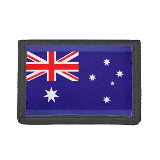 Australian flag wallet