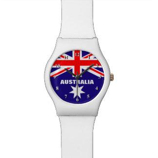 Australian flag watch | Colors of Australia