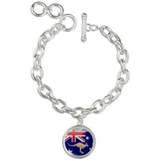 Australian glossy flag