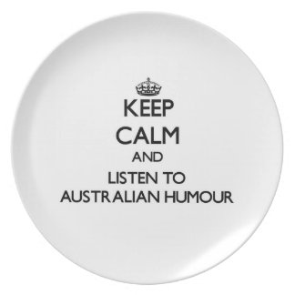 AUSTRALIAN-HUMOUR34733574 png Party Plate
