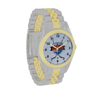 Australian Ice Hockey Logo Wrist Watch