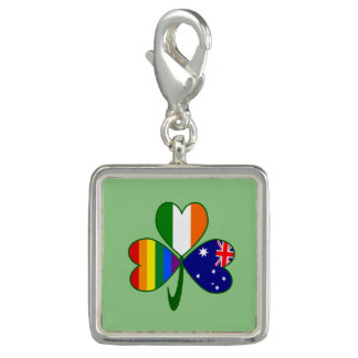 Australian Irish Gay Pride Shamrock