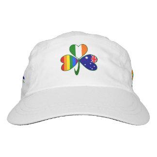 Australian Irish Gay Pride Shamrock Hat