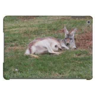 Australian Kangaroo and Baby Joey Wildlife Photo iPad Air Cases