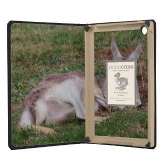 Australian Kangaroo and Baby Joey Wildlife Photo iPad Mini Retina Cases