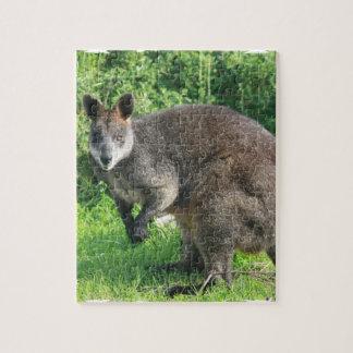 Australian Kangaroo Puzzle