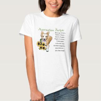 Australian Kelpie Gifts Tshirts