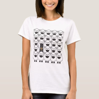 Australian Kelpie in the Sheep T-Shirt
