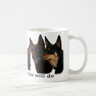 Australian Kelpies All Coffee Mug