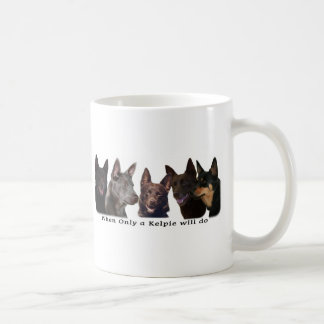 Australian Kelpies All Mug