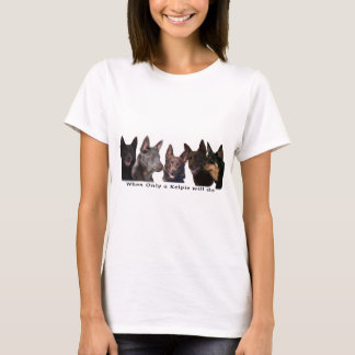 Australian Kelpies All T-Shirt
