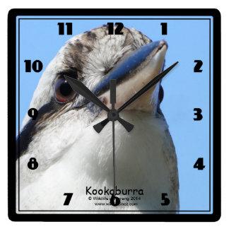 Australian Kookaburra Clock