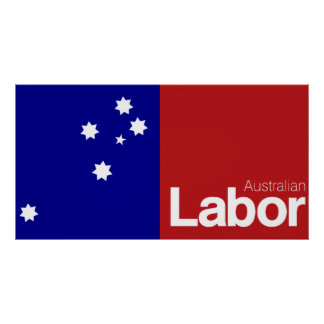 Australian Labor Party 2013 Poster
