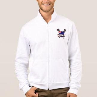 Australian Lacrosse Logo Jacket