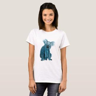 Australian Misty Forest Koala T-Shirt