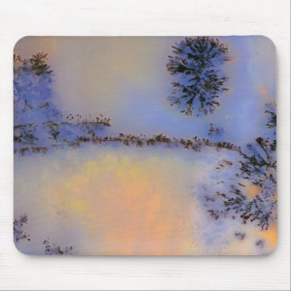 Australian Moss Agate Opus 2 Mouse Pad