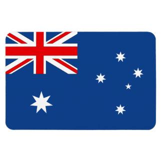 Australian National Flag Rectangular Photo Magnet