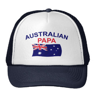 Australian Papa Mesh Hats