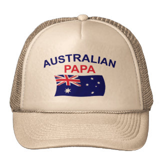 Australian Papa Hat