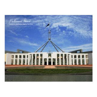 Australian Parliament House postcard Postcard