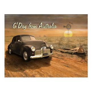Australian Post Card