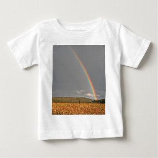 Australian rainbow over the Gold Coast Baby T-Shirt
