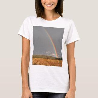 Australian rainbow over the Gold Coast T-Shirt