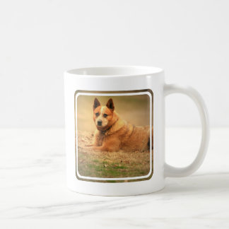 Australian Red Cattle Dog Coffee Mug