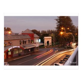 Australian Scenery Postcard