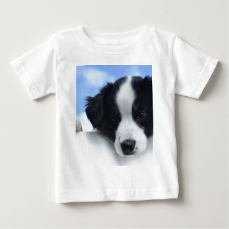 Australian Sheepdog Puppy Baby T-Shirt