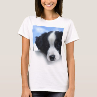 Australian Sheepdog Puppy T-Shirt