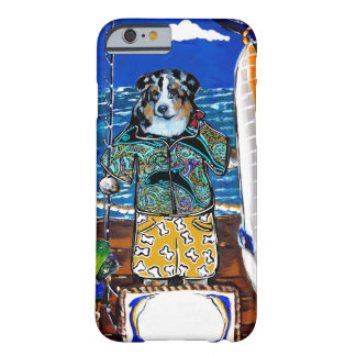 Australian Shepherd Barely There iPhone 6 Case
