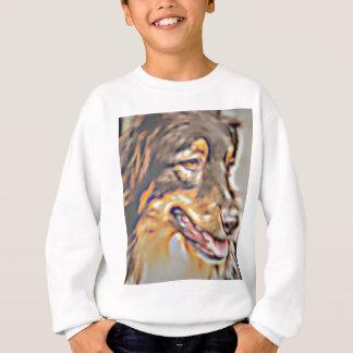 Australian Shepherd Cartoon Sweatshirt